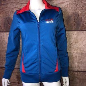 Puma USA Soccer Track Jacket Full Zip Medium